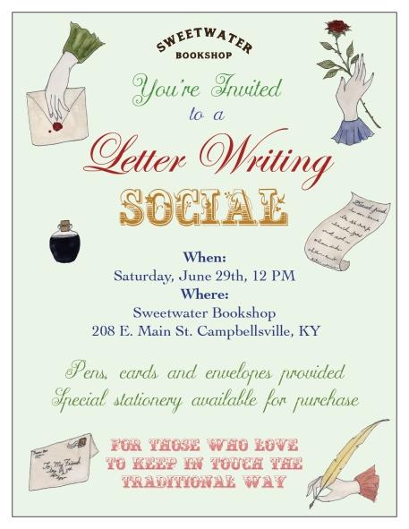LetterWritingSocialJune19